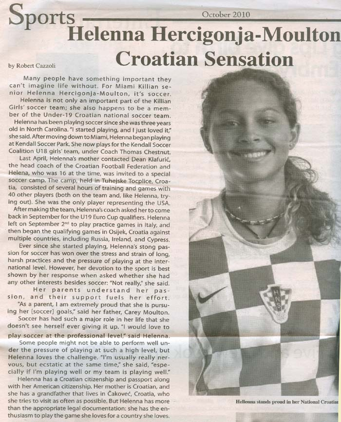 croatianSensation